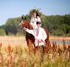 Русские свадьбы