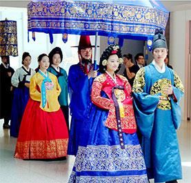 Корейские свадьбы