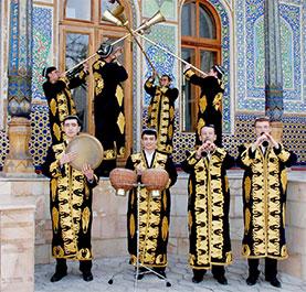 Узбекские свадьбы