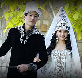 Киргизские свадьбы